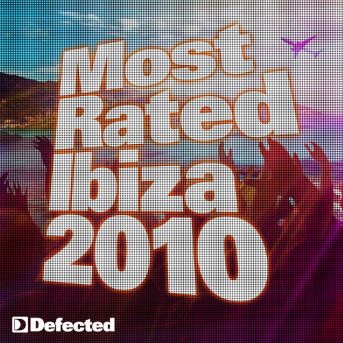 Album Art - Most Rated Ibiza 2010