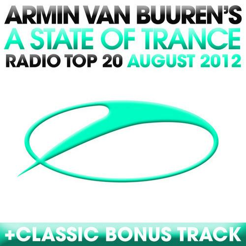 Album Art - A State Of Trance Radio Top 20 - August 2012 - Including Classic Bonus Track