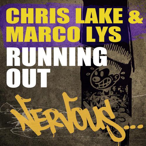 Album Art - Running Out - Remixes