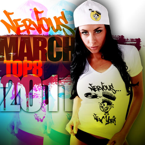 Album Art - Nervous March 2011 Top 8