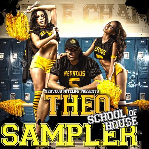Album Art - School Of House - Sampler