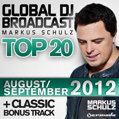Album Art - Global DJ Broadcast Top 20 - August/September 2012 - Including Classic Bonus Track