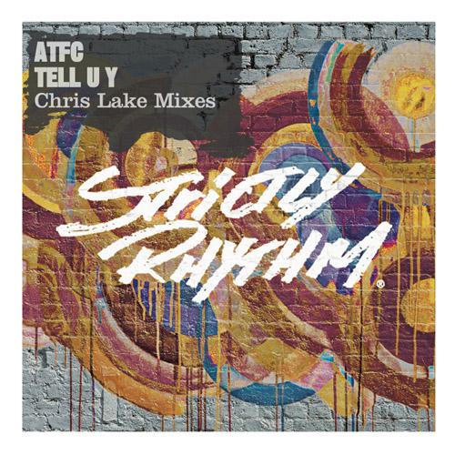 Album Art - Tell U Y (Chris Lake Remixes)