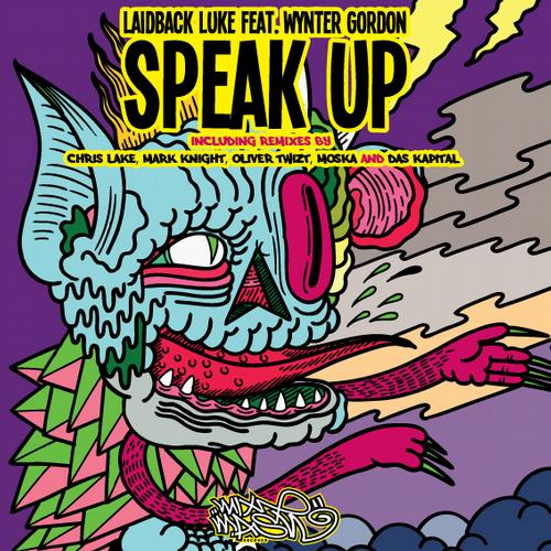 Album Art - Speak Up (The Remixes)