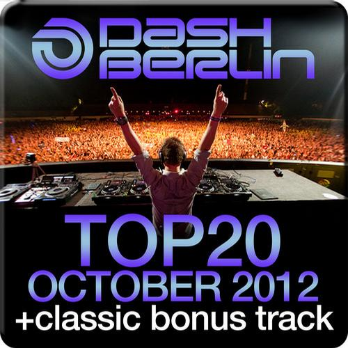 Album Art - Dash Berlin Top 20 - October 2012 - Including Classic Bonus Track
