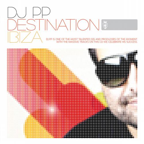 Album Art - Destination Ibiza