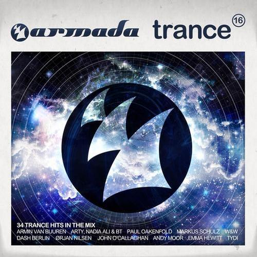 Album Art - Armada Trance, Vol. 16 - 34 Trance Hits In The Mix