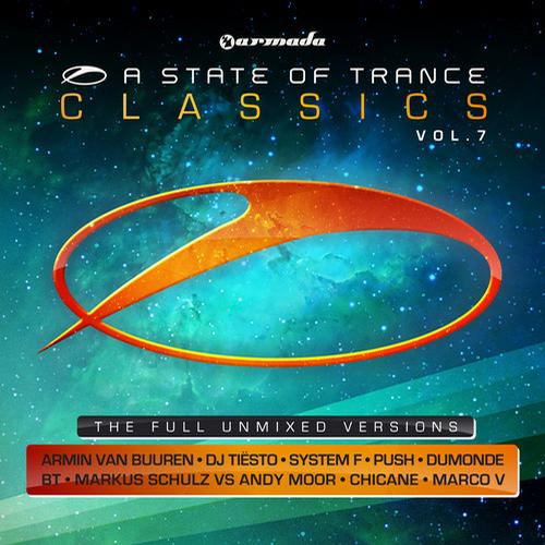 Album Art - A State Of Trance Classics, Vol. 7