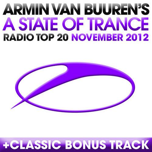 Album Art - A State Of Trance Radio Top 20 - November 2012 - Including Classic Bonus Track