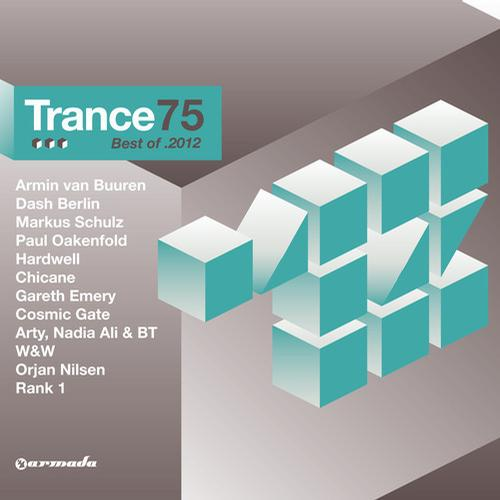 Album Art - Trance 75 - Best Of 2012