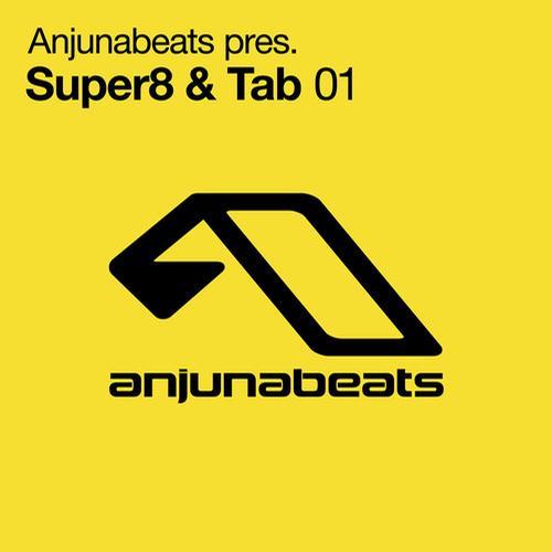 Anjunabeats Pres. Super8 and Tab 01 Album Art