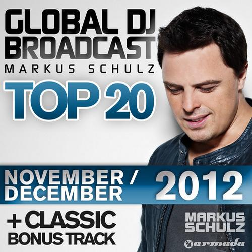 Album Art - Global DJ Broadcast Top 20 - November/December 2012 - Including Classic Bonus Track
