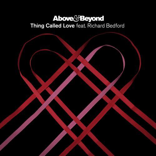 Album Art - Thing Called Love