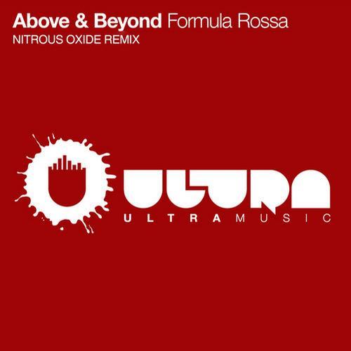 Album Art - Formula Rossa - Nitrous Oxide Remix