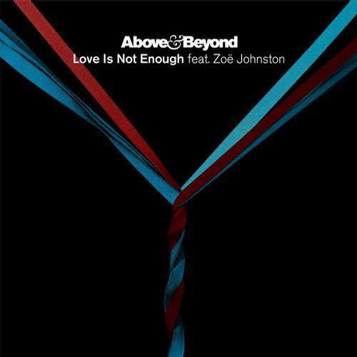 Album Art - Love Is Not Enough (feat. Zoe Johnston)