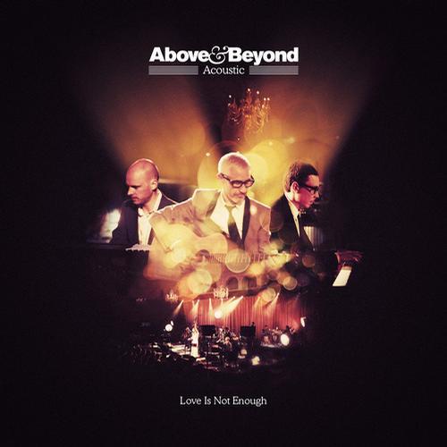 Album Art - Love is Not Enough - Acoustic