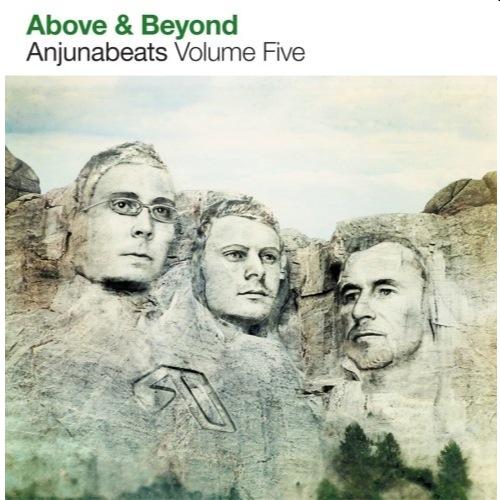 Album Art - Anjunabeats Volume 5
