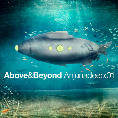 Album Art - Anjunadeep:01 (Part 2)