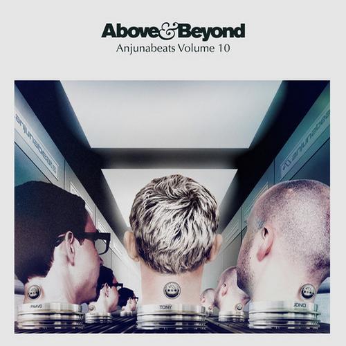 Album Art - Anjunabeats Volume 10 - Continuous Mix