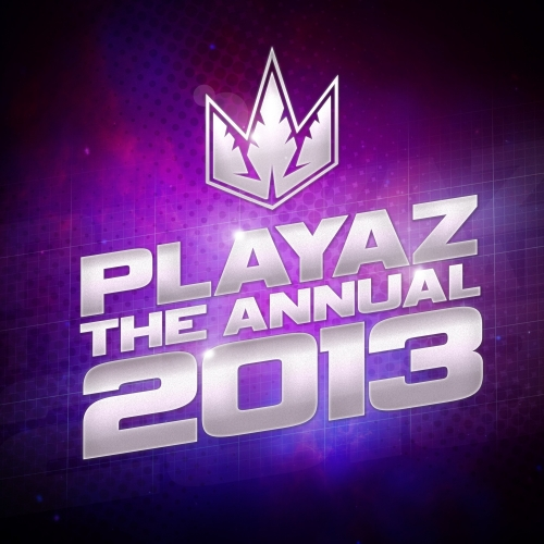 Album Art - Playaz The Annual 2013