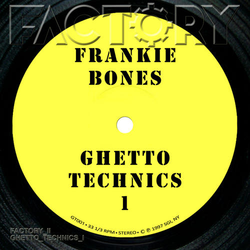 Album Art - Ghetto Technics 1