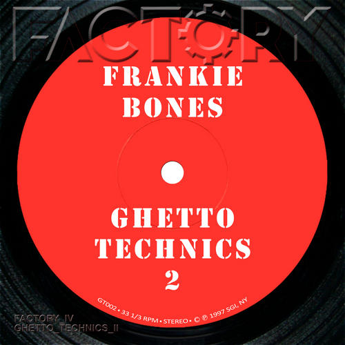 Album Art - Ghetto Technics 2 Digital Remaster