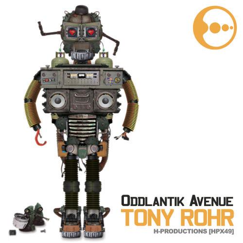 Album Art - Oddlantik Avenue