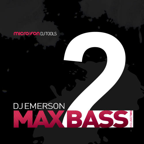 Album Art - Max Bass 2