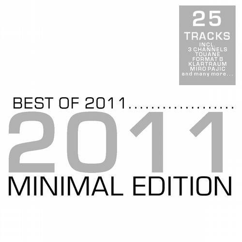 Album Art - Best Of 2011 - Minimal