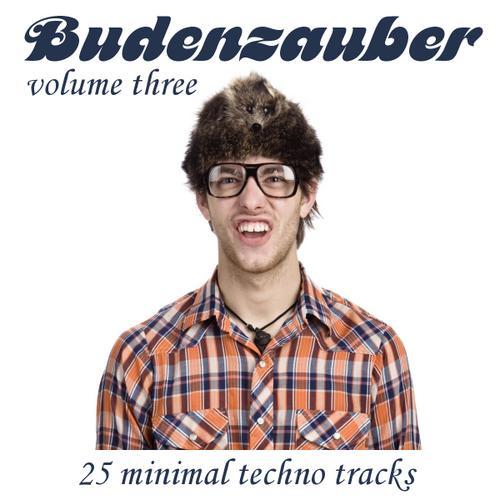 Album Art - Budenzauber Volume 3 - 25 Minmal Techno Tracks