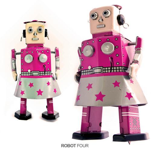 Album Art - Robot - Four