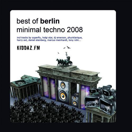 Album Art - Best Of Berlin Minimal Techno 2008