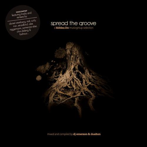 Album Art - Spread The Groove Volume 1 (Part 1)