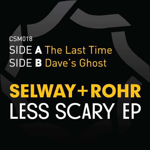 Album Art - Less Scary EP