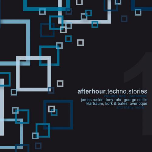 Album Art - Afterhour Techno Stories Volume 1