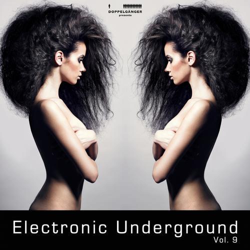 Album Art - Doppelganger pres. Electronic Underground Vol. 9