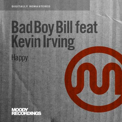 Album Art - Happy (feat. Kevin Irving)