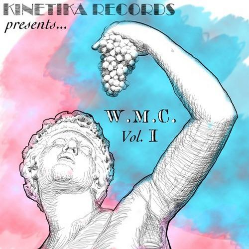 Album Art - Kinetika Records Presents WMC Vol 1