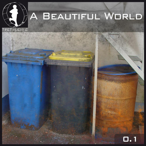 Album Art - Tretmuehle Presents A Beautiful World Volume 1