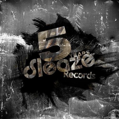 5 Years Of Sleaze Records Album Art