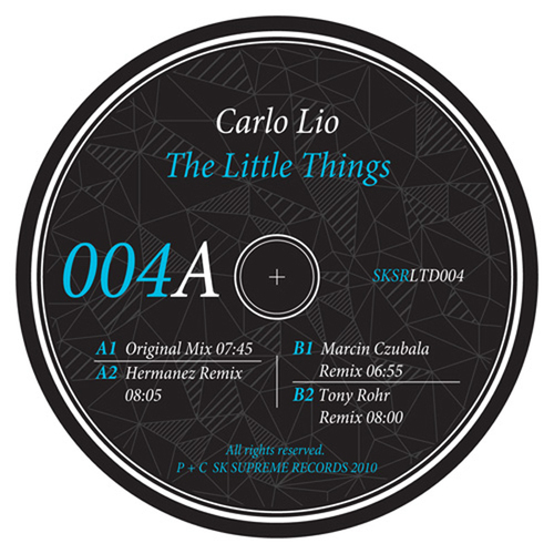 The Little Things Album