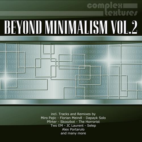Album Art - Beyond Minimalism, Vol. 2
