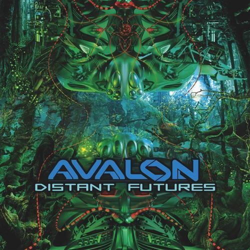 Album Art - Distant Futures