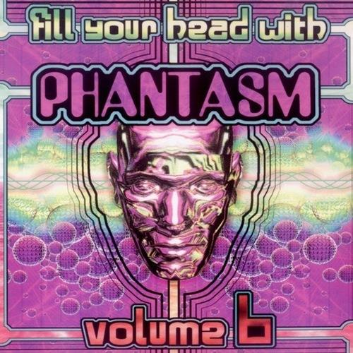 Fill Your Head With Phantasm - Volume 6 Album Art