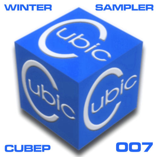 Album Art - Cubic Winter Sampler