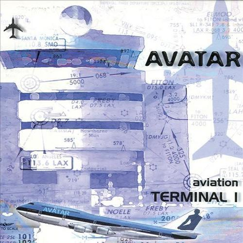 Album Art - Aviation - Terminal 1