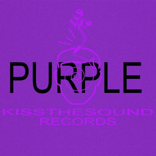 Album Art - Uber Trend Colour Psychedelic Purple