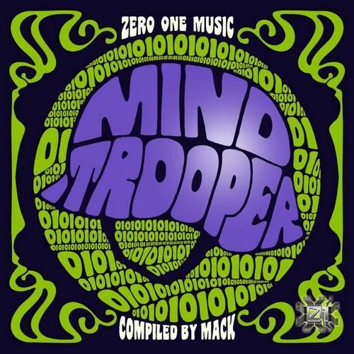 Album Art - Mind Trooper
