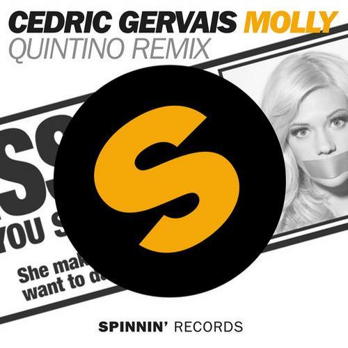Album Art - Molly - Quintino Remix
