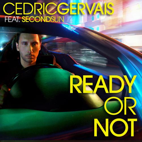 Album Art - Ready Or Not - EDX Remix